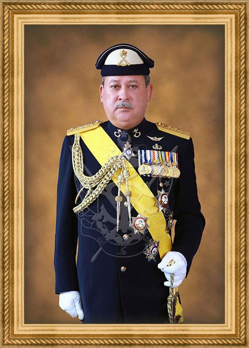 DYMM Sultan Johor